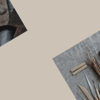 The Potter's Tools | Hand Building Collection #ToolsofCA